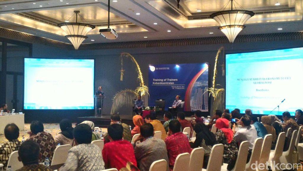 BI Gelar Pelatihan Kebanksentralan untuk Dosen se-Indonesia