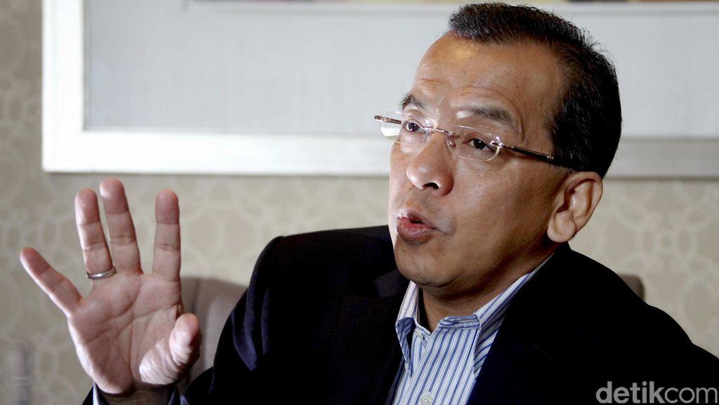 Jadi Tersangka KPK, Chairman MatahariMall Angkat Bicara