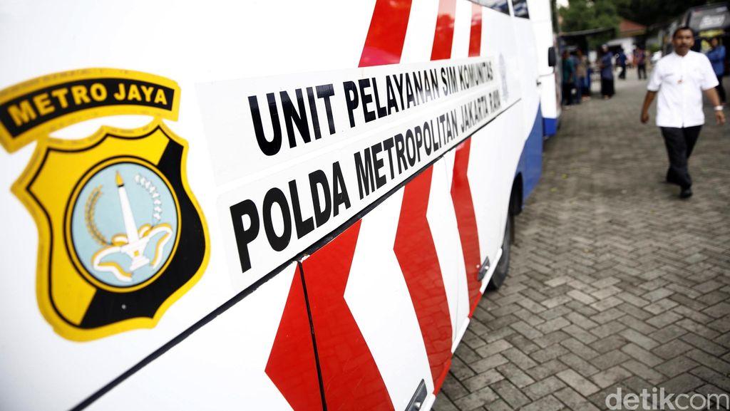 Polisi: Kami Tidak Mempersulit Ujian SIM