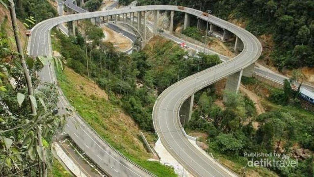 Jembatan Kelok 9, Mahakarya Cantik dari Sumbar