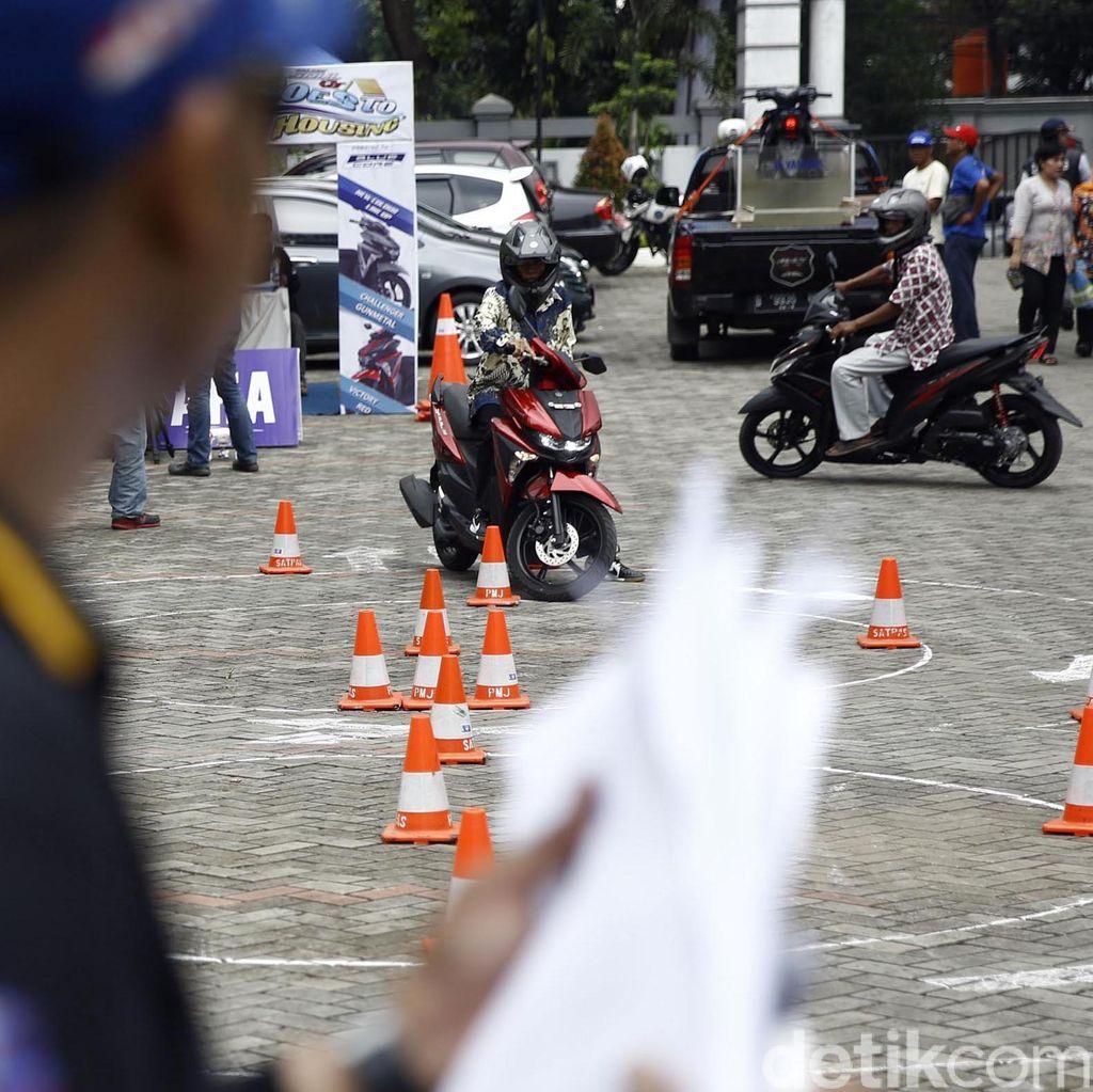 Gedung Baru Satpas SIM di Kabupaten Tangerang Diresmikan