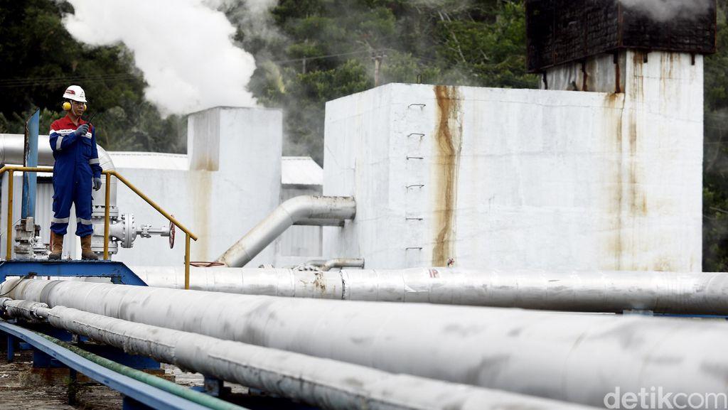 7 Ladang Panas Bumi Diserahkan ke PLN, Pertamina, dan Geo Dipa