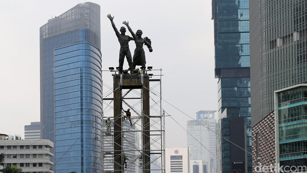 Cerita Sukarno Jatuh Hati pada Pematung Ikon Kota Jakarta Edhi Sunarso
