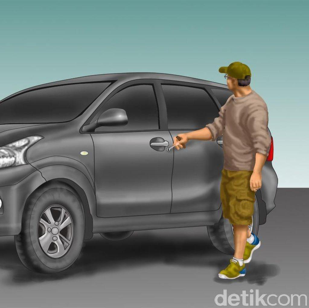 Pencurian Mobil di Binjai, Istri Korban Ikut Dibawa Kabur