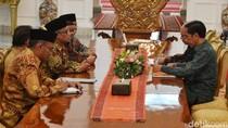 Presiden Jokowi Apresiasi Peran Muhammadiyah di Berbagai Bidang