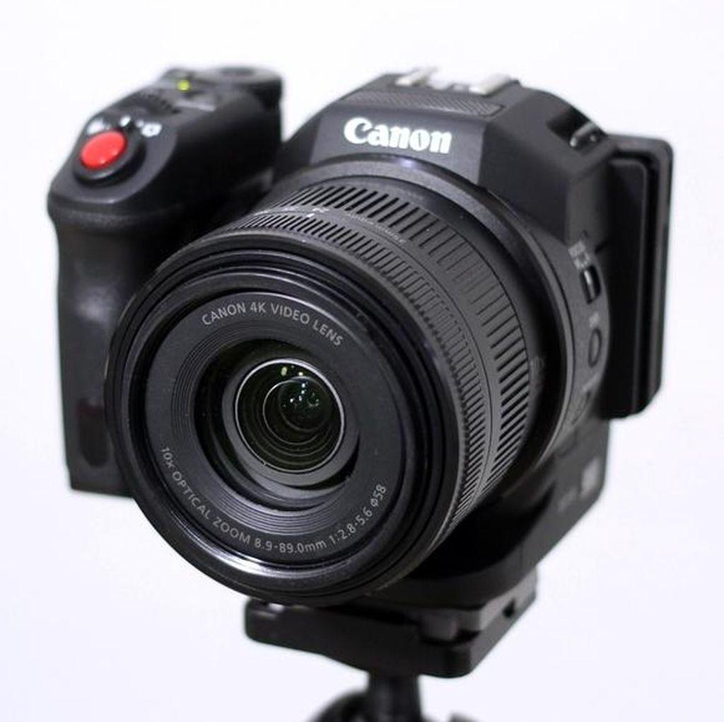 Menggali Kemampuan Motret dan Video 4K Canon XC10