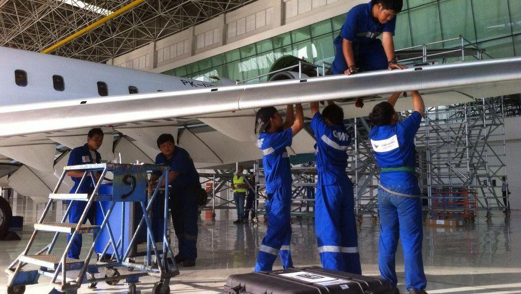 Garuda Maintenance Punya Dirut Baru