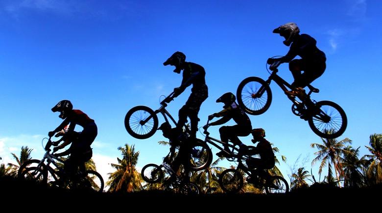 Sirkuit Muncar Banyuwangi Dijadikan Pusat Pelatihan Nasional Balap Sepeda.