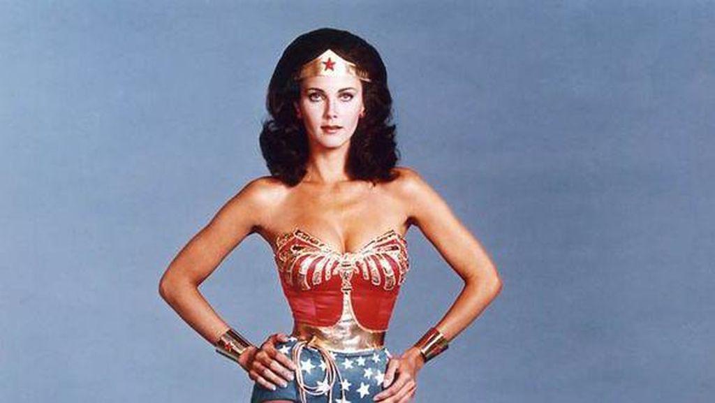 Foto: Menapak Tilas Para Aktris yang Pernah Menjadi Wonder Woman
