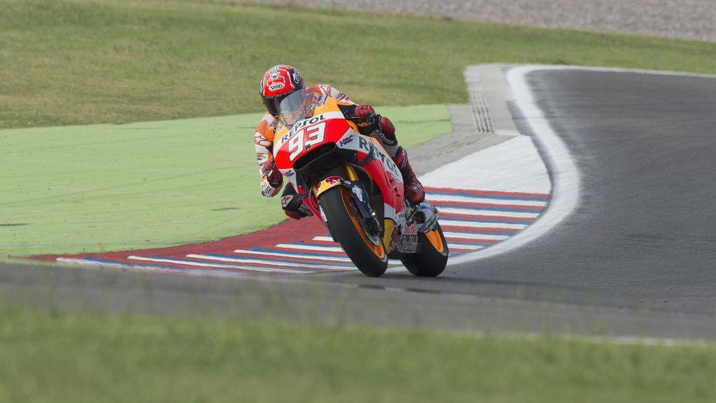 Motor Kedua Jadi Penentu Kemenangan Marquez