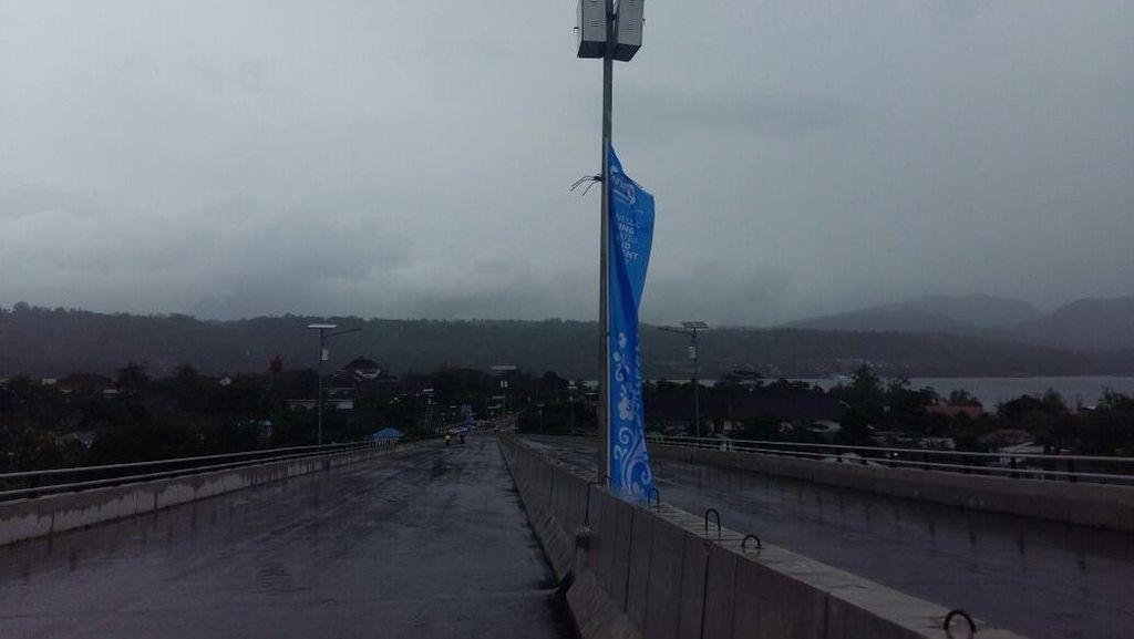 Pemerintah Bikin Jembatan Dilengkapi Turbin Listrik 300 MW di NTT