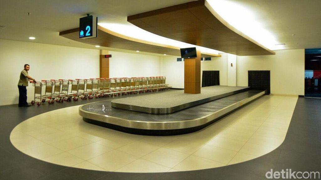 Penampilan Baru Bandara Husein Sastranegara