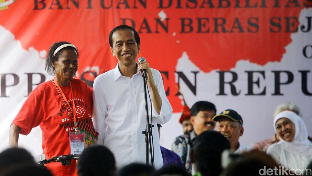 Tembus Keterisolasian, Jokowi Bangun Infrastruktur Ini di Papua