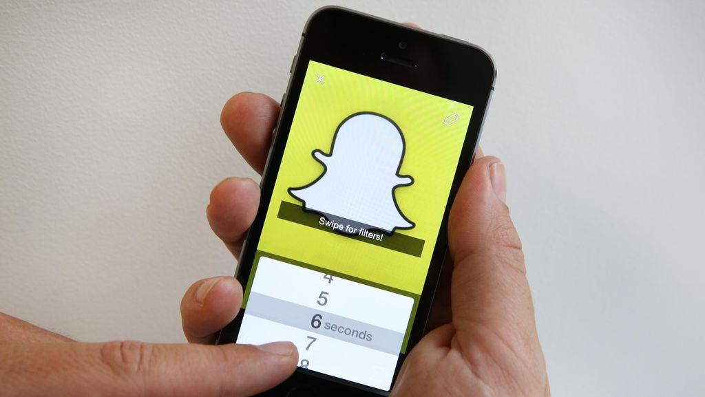 Snapchat Patenkan Teknologi Pengenalan Gambar