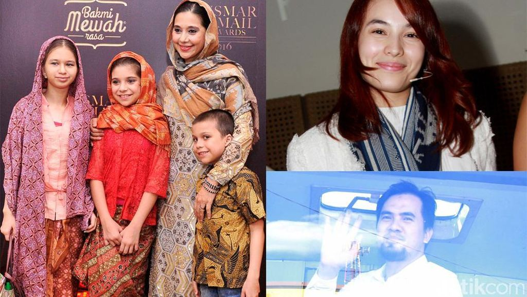 Hot Photo Highlight: Ayu Azhari, Chelsea Islan hingga Saipul Jamil