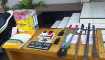 Polisi Tangkap Kawanan Pembobol Minimarket di Bekasi
