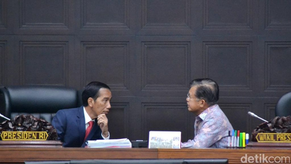 RI Tuan Rumah Acara IMF-Bank Dunia, Jokowi Panggil Para Menteri