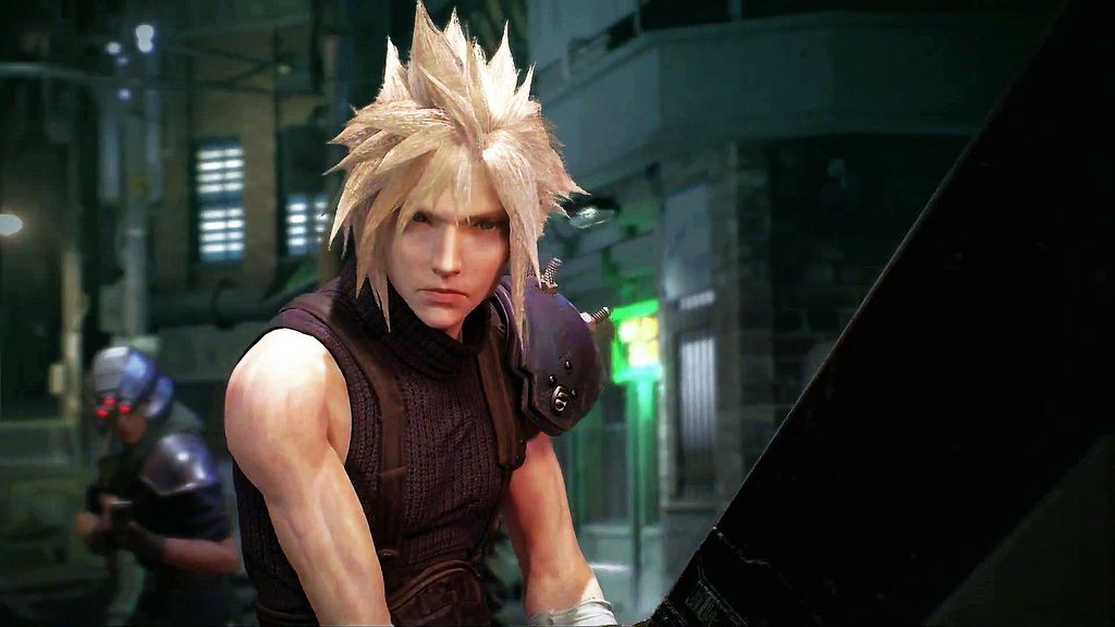 Duh! Final Fantasy VII Remake Molor Lagi