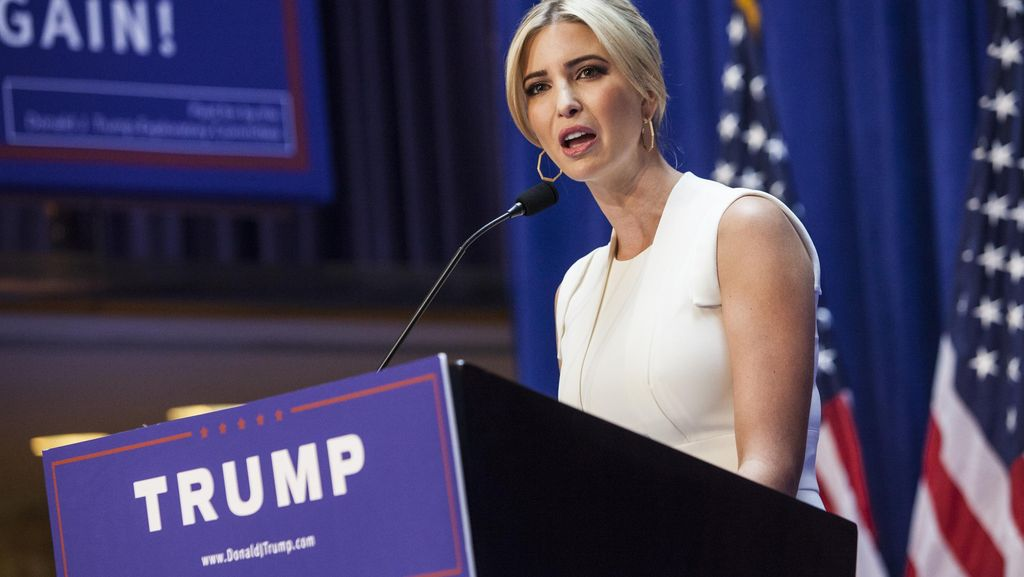 Department Store di AS Tak Mau Lagi Jual Produk Fashion Ivanka Trump