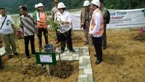 Menteri LHK Tinjau dan Resmikan Pabrik Pemanfaatan Tailing PT Antam