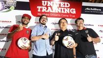 60 Anak Berbakat Ikuti Achilles-Corsa United Training