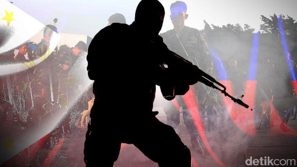Filipina Selamatkan 2 Warga Malaysia yang Disandera Abu Sayyaf