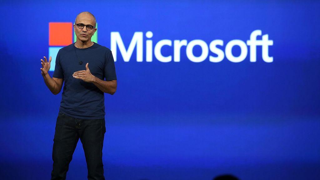Microsoft Seret Pemerintah AS ke Meja Hijau