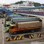 Kunjungi Pelabuhan Merak, Menhub Minta 66 Kapal Diremajakan