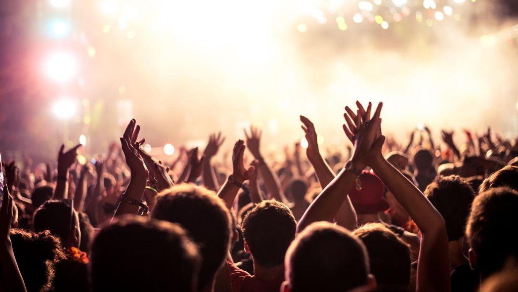 Banyak Orang Berkumpul, Festival Musik Bisa Jadi Tempat Penularan Campak