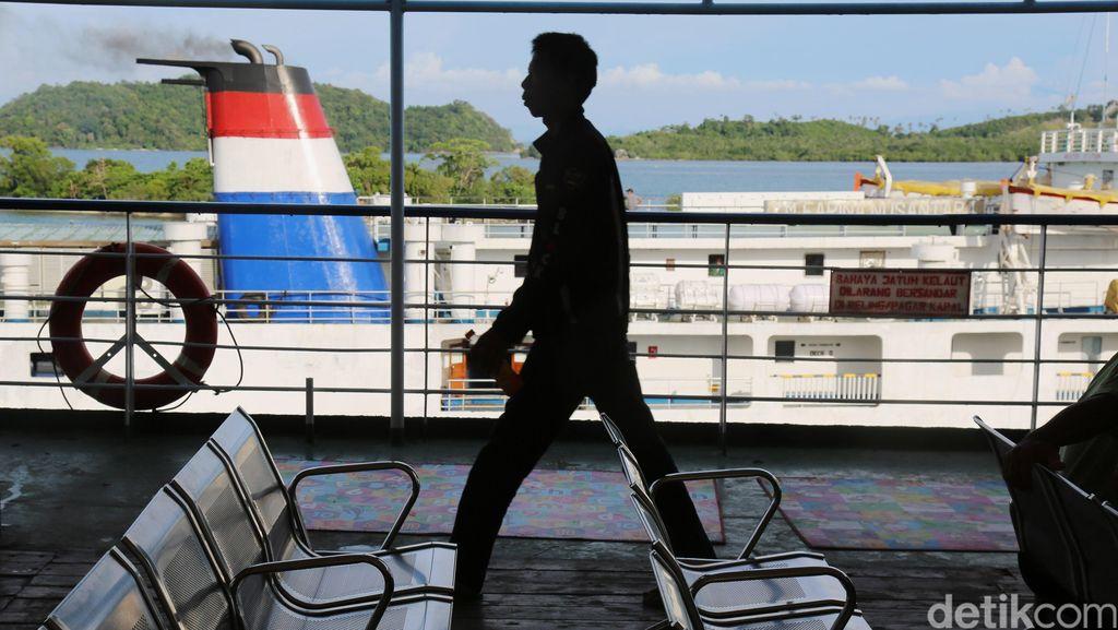 Pelabuhan Bakauheni akan Terhubung Tol Trans Sumatera