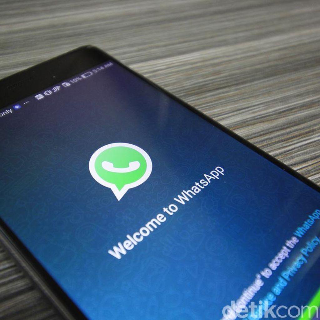 WhatsApp Siapkan Fitur Kirim File Ukuran Besar