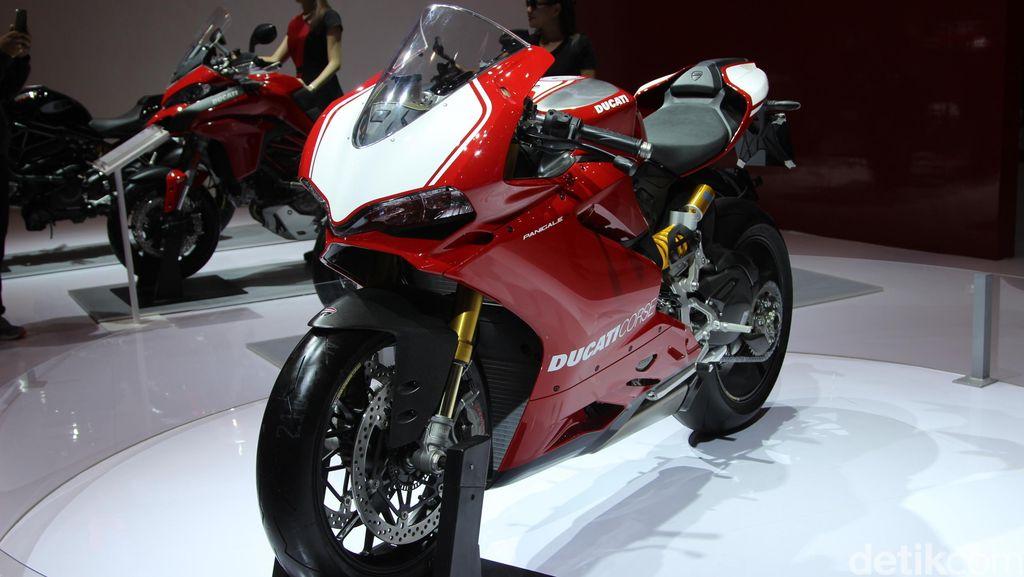 Penggila MotoGP Bisa Beli Ducati V4 Superbike
