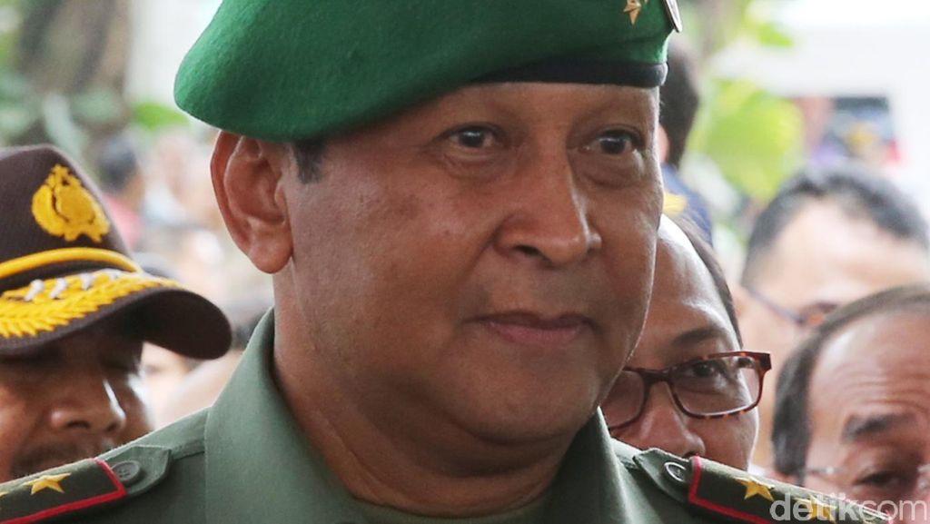 Eks Pangdam Jaya Letjen Teddy Lhaksmana Jadi Waka BIN
