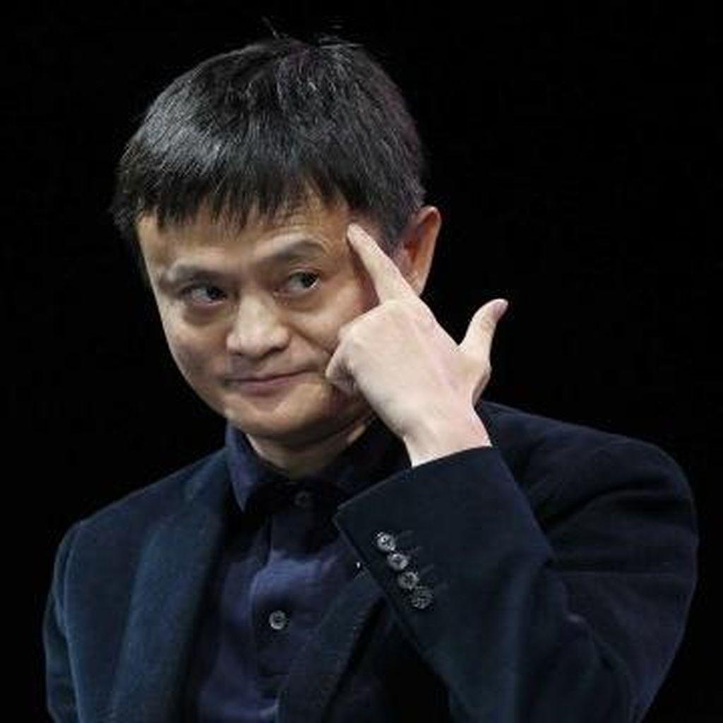 Rahasia Kesuksesan Jack Ma, Sang Pendiri Alibaba