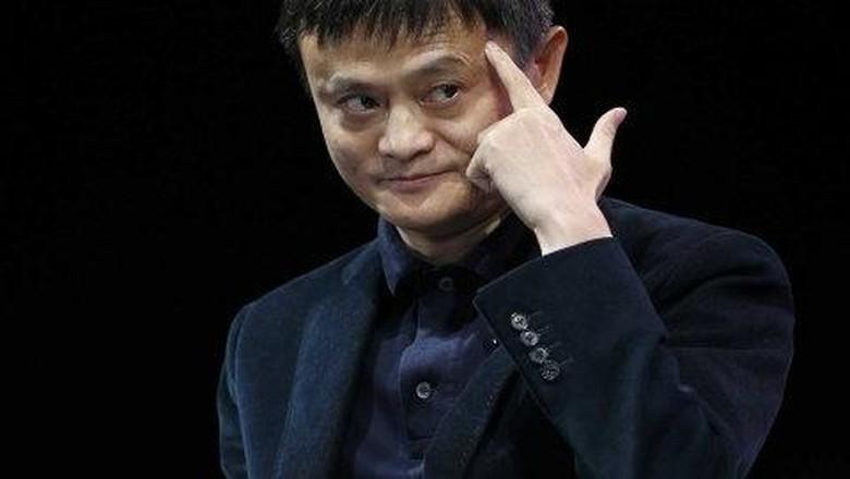 Kiat Sukses Yang Dipakai Jack Ma Dalam Bisnis Alibaba