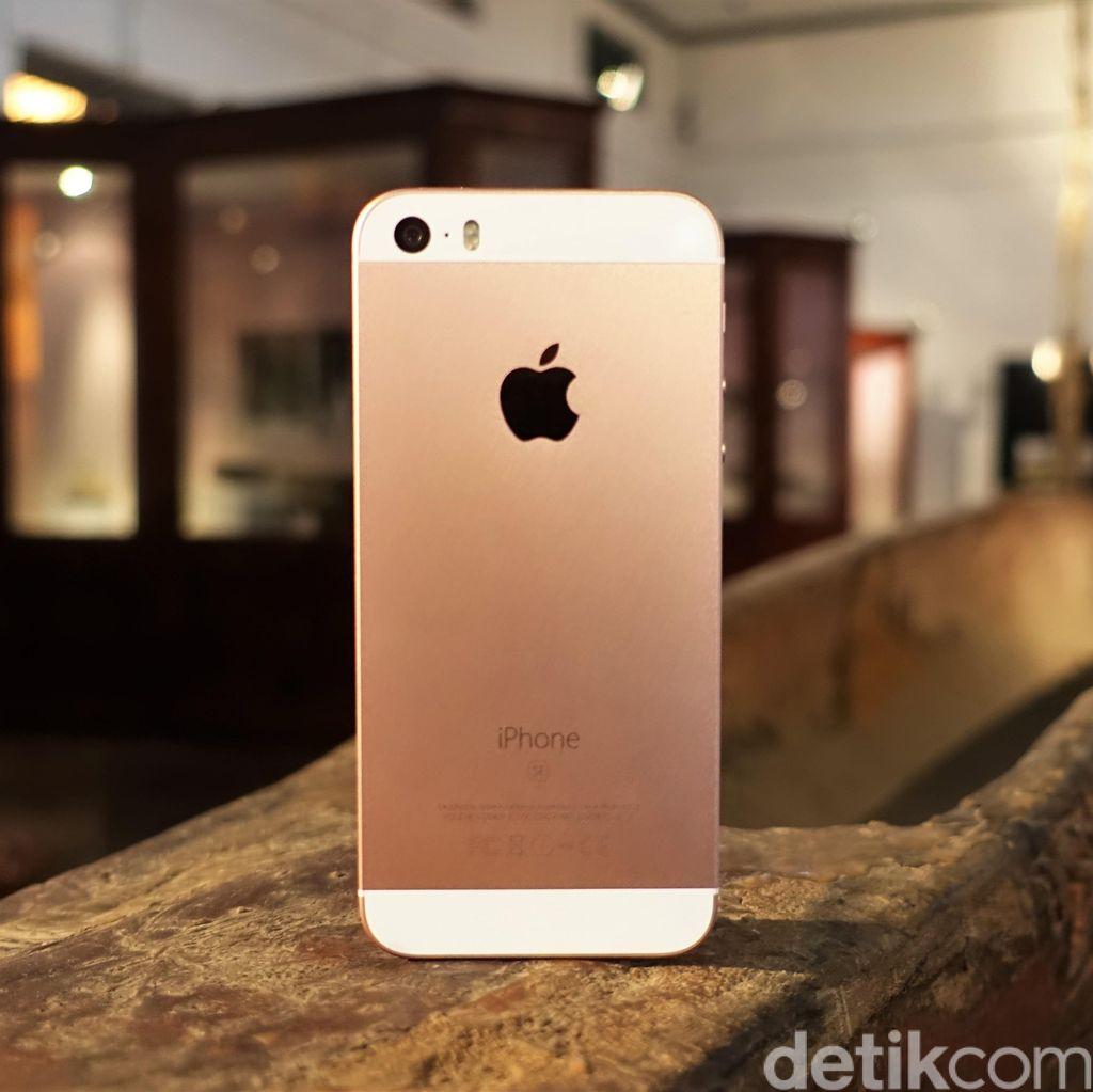 iPhone SE Kini Punya Varian 32 GB