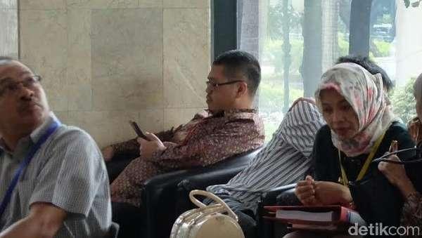 KPK Periksa Wakil Ketua Komisi V DPR Yudi Widiana terkait Kasus Damayanti