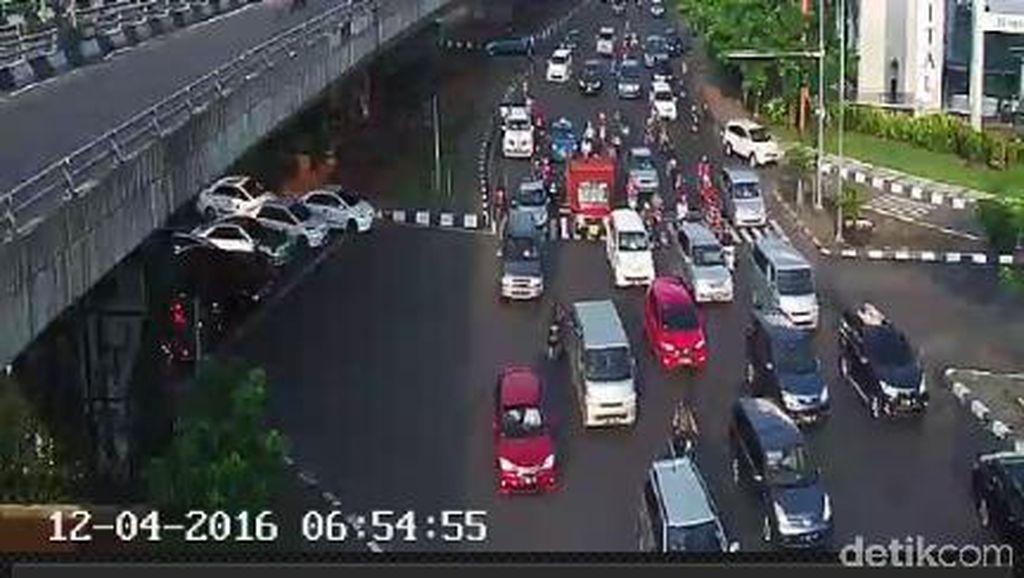 Aplikasi ini Bisa Menghindari Kemacetan di Semarang