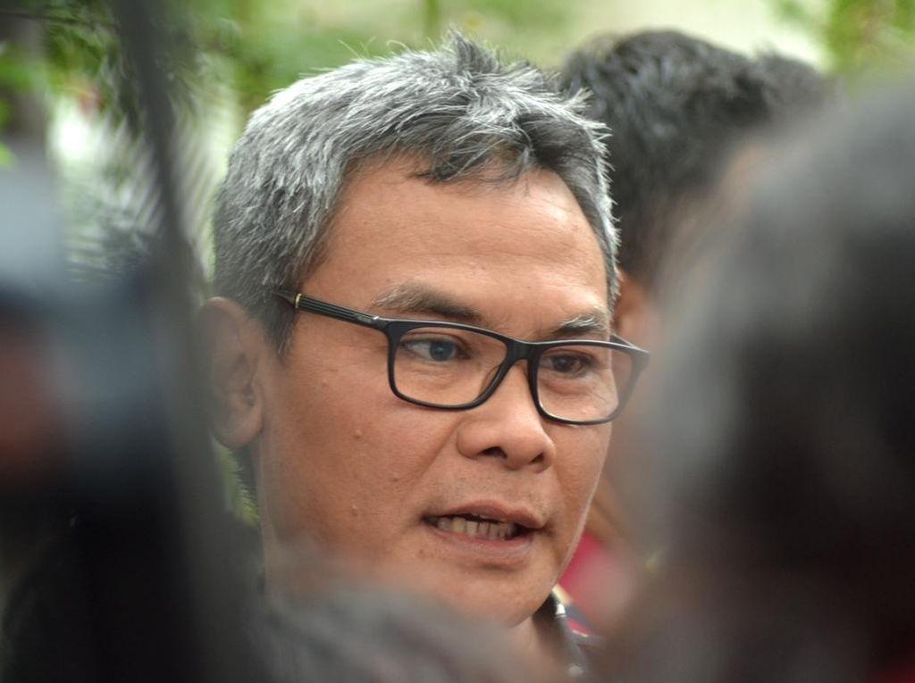 Istana: Revisi UU KPK Belum Sampai ke Presiden