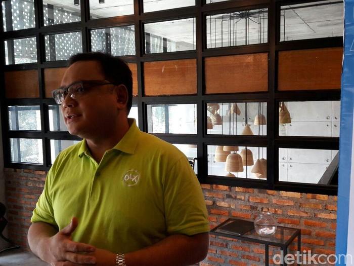 Daniel Tumiwa. Foto: detikINET/Muhammad Alif Goenawan