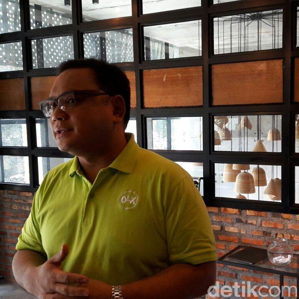 CEO OLX Daniel Tumiwa Mengundurkan Diri