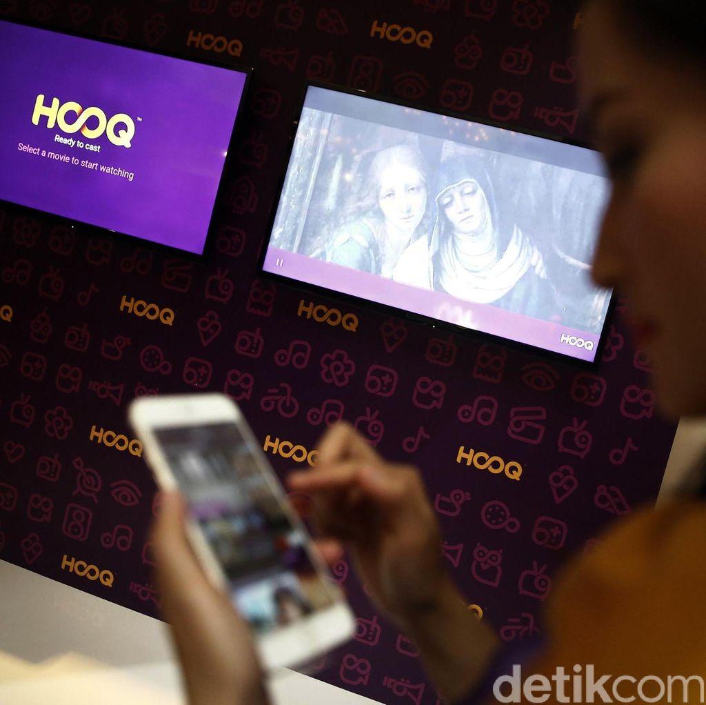Ditolak Hacker, Hooq: Tanya Saja ke Telkomsel