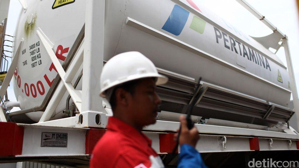 Pertamina Mau Bangun Infrastruktur Gas di Bangladesh