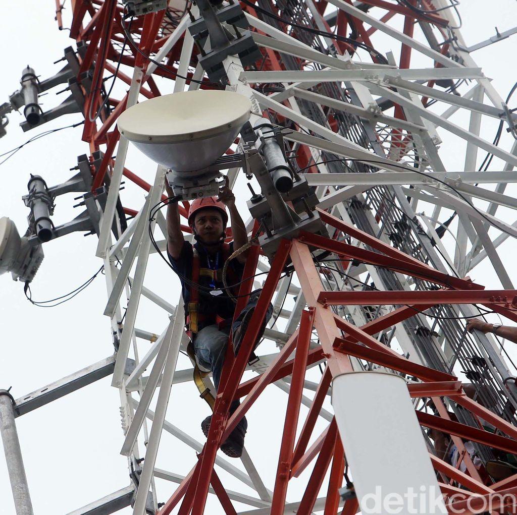 Antisipasi Lonjakan Trafik, Operator Seluler Kerahkan 300 Mobile BTS