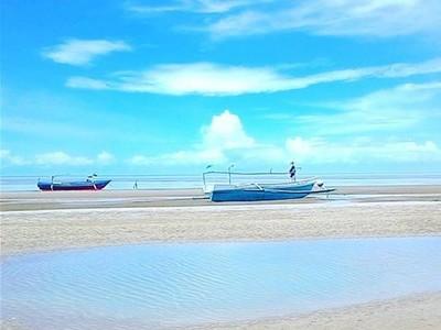 Lampu Satu, Pantai Eksotis di Ujung Timur Indonesia
