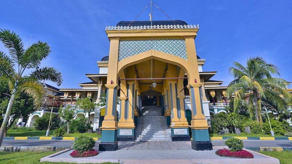 Istana Maimun di Medan, Salah Satu yang Terindah di Indonesia
