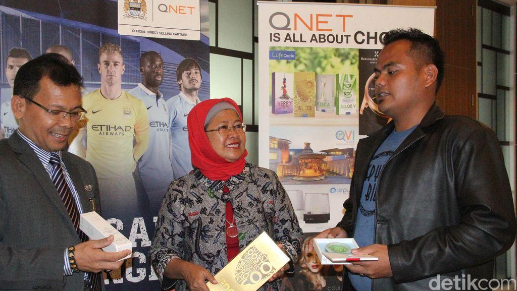 QNET Magnet Baru Bisnis Penjualan Langsung di Indonesia
