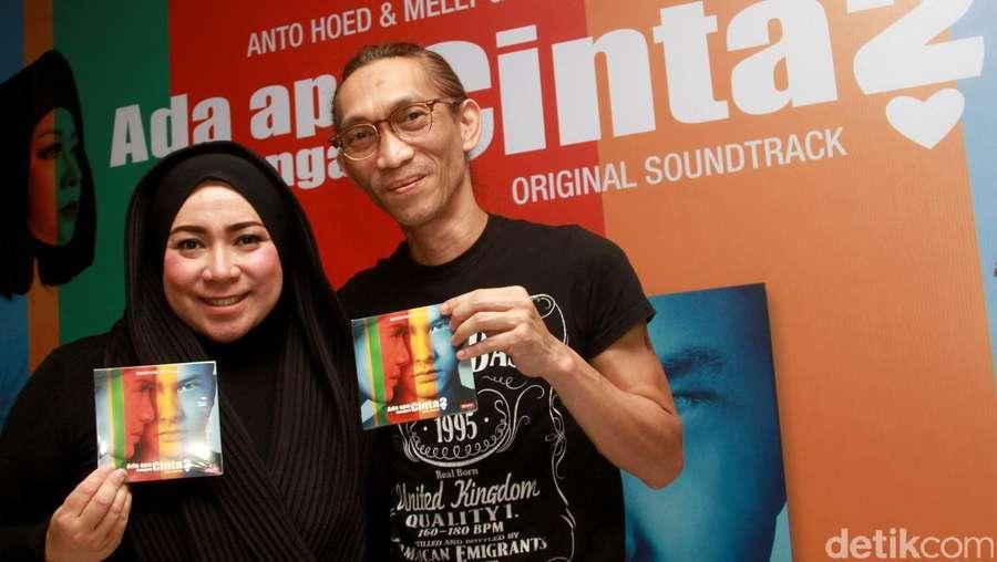 Melly Goeslaw dan Anto Hoed Rilis Album Original Soundtrack AADC? 2