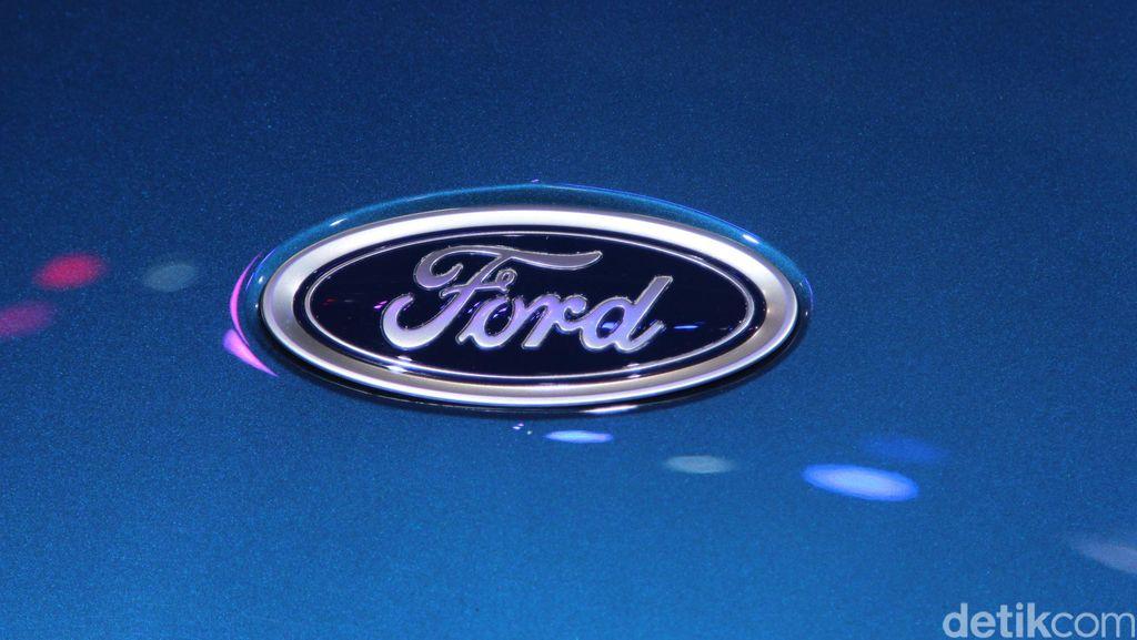 Konsumen Apresiasi Ford Tunjuk Pihak Ketiga