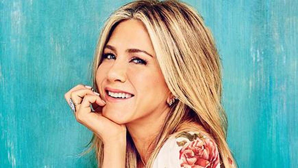 Intip Rahasia Langsing dan Awet Muda Jennifer Aniston